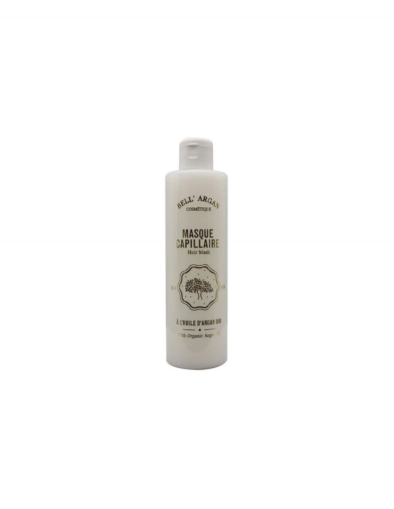 Masque capillaire à l'huile d'argan BIO